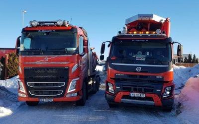 Br. Stenskjær AS har signert en ny rammeavtale for slamtømming med Sør-Odal kommune.